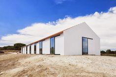 MARQ / selección / vivienda Sítio da Lezíria / Alcácer do Sal, Portugal