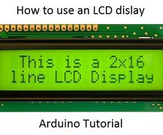 The LiquidCrystal library allows you to control LCD displays that are compatible with the Hitachi HD44780 driver. There are many of them out there, and you can us...