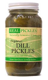 Real Pickles products are naturally fermented
