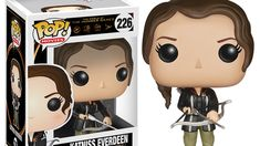 Exclusive: Funko Enters THE HUNGER GAMES with New Pop! Figures
