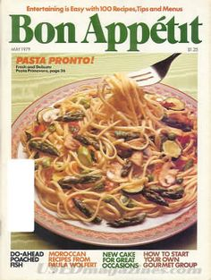 Bon Appetit May 1979