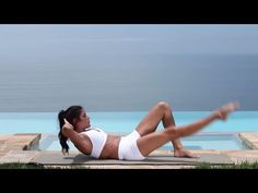 Pilates Workout - At Home Pilates Workout for Abs - Best Pilates Workout for Women : - YouTube