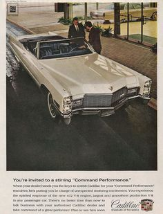 1968 Cadillac DeVille Convertible. Look at the front of that gorgeous machine....wow...