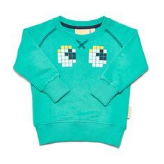 Sweater peepers: http://www.ekodepeko.nl/shop/boysgirls-organic-kinderkleding/boysgirls-organic-kinderkleding.html #eelijkekinderkleding #biologischkatoen