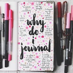 Why do you journal? And what type of journal format do you enjoy the most? Hobonichi, Midori, Moleskine, Field Notes, etc. Journal Format, Bullet Journal Notebook, Life Journal, Bullet Journal Inspo, Bullet Journal Ideas Pages, Journal Entries, Journal Prompts, Journal Pages, Bullet Journals