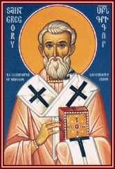 GREGORY THE ILLUMINATOR   APOSTLE TO ARMENIA (23 March 332)