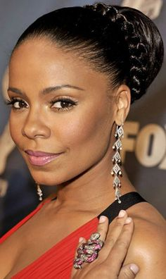 Awesome Bun Hairstyles For Black Women