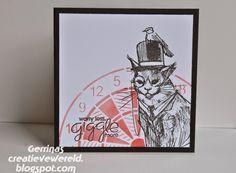 Gerrina's Creatieve Wereld: CaS op Zaterdag 50 / CAS on Saterday 50