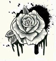 Diseos De Rosas Para Tatuajes Diseos De Rosas Para Tatuajes Diseo
