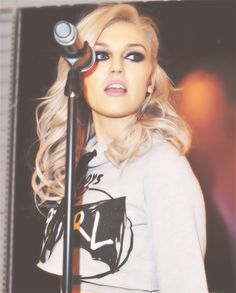 Perrie Edwards from Little Mix! Love her!