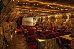 Cabaret Theater #scottsdale #arizona #taliesinwest #franklloydwrightfoundation