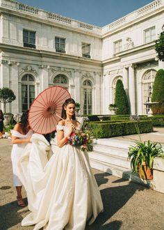 Wedding Goals, Dream Wedding, Wedding Day, Wedding Menu, Wedding Stuff, Newport, Vogue Wedding, Father Daughter Dance, Wedding Photography Poses