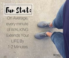 Get more Steps: 20 Creative Ways to Be Walking 10,000 Steps a Day