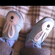 Zeno's rabbit shoes