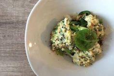 Découvrez cette recette en vidéo pour apprendre cette recette de Boulettes de quinoa et spaghetti de courgettes