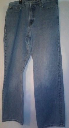 Nautica Womens Jeans size 12 inseam 31 #Nautica #Relaxed