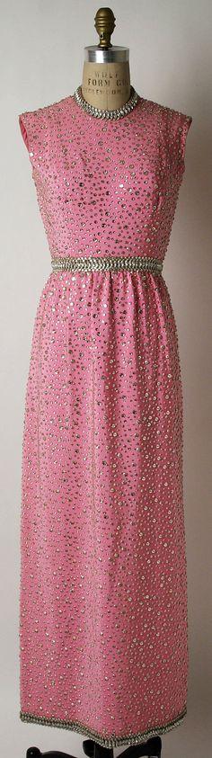 Dress, Evening - Norman Norell 1972