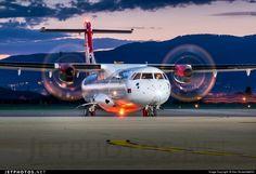 Air Serbia ATR 72-212A (500)