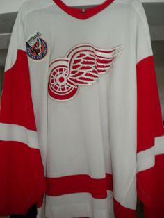 eBay  Sponsored NHL DETROIT RED WINGS KEITH PRIMEAU CCM HOCKEY JERSEY 79f952dce