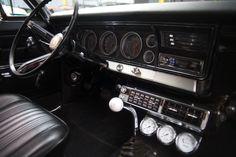 1967 impala black