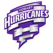 The Hobart Hurricanes is an Australian cricket team.It is based in Tasmania, Australia. They play in Australia's domestic cricket competition i. The Big Bash League, representing Hobart. Cricket Games, Cricket Sport, Thunder Vs, Football Games Online, Hurricane Logo, Melbourne Stars, Watch Live Cricket, T20 Cricket, Cricket