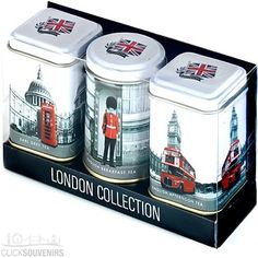 London Collection Tea Set