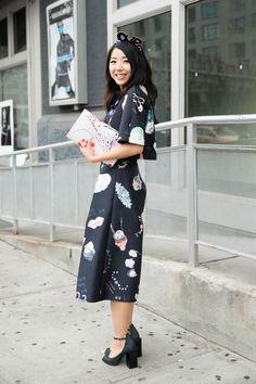 120 Stunning Street Style Looks From New York Fashion Week  - Cosmopolitan.com