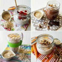 terci de ovaz clasic Tasty, Yummy Food, Lidl, Smoothie, Panna Cotta, Cereal, Oatmeal, Breakfast, Ethnic Recipes
