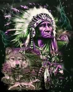 Native American Drawing, Native American Wolf, Native American Images, Native American Artwork, American Indian Art, American Indians, Indian Artwork, Welcome To The Jungle, Airbrush Art