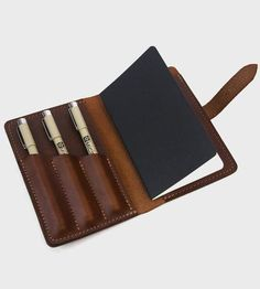 Journeyman Leather Notebook Kit