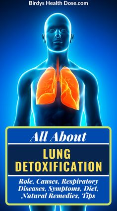 Detoxifying the lungs is a very important thing for optimal health because many factors that threaten their proper functioning. These include a lack of movement, environmental pollution, and cigarette smoke.