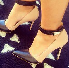 Business cute #heels #nude