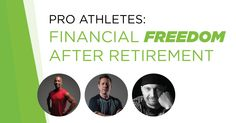 Many professional athletes face financial hardships within a few years after retirement. An Isagenix business can provide the means to financially support athletes when they decide to hang up their jerseys. Find out how three former pros have found success with an Isagenix business, and how other athletes can as well.