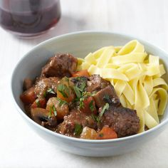 This beef stew gives you everything you want in comfort food—it's hearty and satisfying—but what makes it stand out is its subtle, sophisticated u...