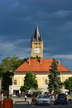 Baia Mare, Romania Turnul Sf Stefan Sf, Close To Home, Romania, Mansions, House Styles, Travel, Home Decor, Viajes, Decoration Home