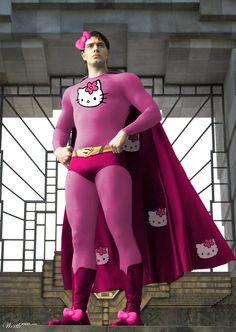 Best superhero ever. LOL