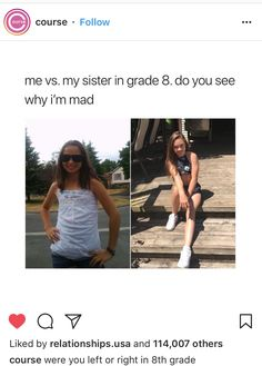 well u could've been just like her but u wanted to wear your little sHaDeS bOo boO 🙃 << this comment hella cringe tf 😰😂 Funny Cute, The Funny, Hilarious, Dankest Memes, Funny Memes, Pokemon, Me Too Meme, Twisted Humor, Just For Laughs