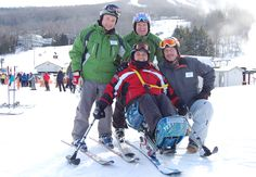 The Adaptive Sports Foundation has adaptive sports programs and other useful information. (Sports 2)