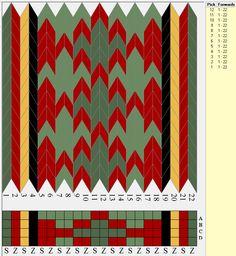 Inkle Weaving Patterns, Loom Weaving, Loom Patterns, Weaving Projects, Craft Projects, Hugo Weaving, Inkle Loom, Card Weaving, Tatting Lace