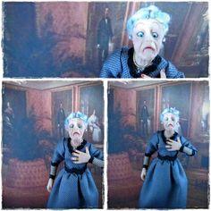 Personaje escala 1/12 señora ofendida