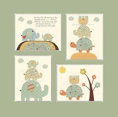 Nursery wall art print Baby boy room baby by DesignByMaya on Etsy, $65.00