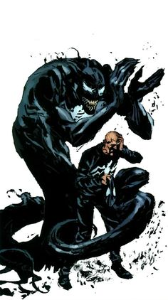 I FEEL SORRY FOR EDDIE BROCK HE HAS CANCER AND THE SYMBIOTE KEEPS HIM FROM SUFFERING FROM THE EFFECTS OF CANCER