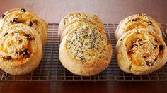 Bake With Anna Olson - Savoury Spiral Scones