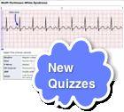 Electrocardiogram (EKG/ECG) - nice resource for ECGs, heart sounds, lung sounds Nursing School Tips, Nursing Jobs, Lung Sounds, Nursing Information, Heart Sounds, Family Nurse Practitioner, Critical Care Nursing, Cardiac Nursing, Fundamentals Of Nursing