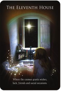 The Eleventh House Alison Chester-Lambert  - Astrology Reading Cards Your Personal Journey in the Stars http://astrologyclub.org/eleventh-house/