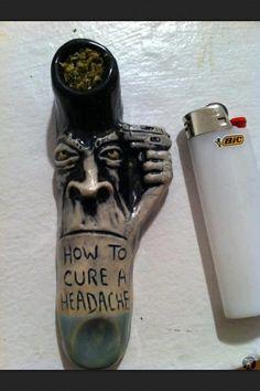 You got headache??
