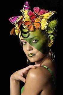 Make-up Art~Norma Blague