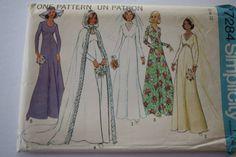 Vintage 1970s Sewing Patterns Misses by VintagePatternsDepot