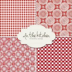 In the Kitchen Freebies Background