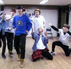 BTS (Bangtan Boys) crack some smiles in the appeal version of 'Just One Day' practice video.  #btsvideo #bangtanboys #btsjustoneday #btspracticeroom #bangtanpractice #btsexo #bangtanboysexo #kpopnews #kpopalbum #btsalbum #kpopmap
